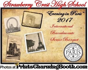 5-23-17 Strawberry Crest High School IBSB Evening in Paris logo