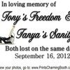 9-16-2012 In loving memory with groom dragging pic - background logo only resized