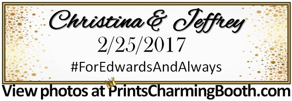 2-25-17 Christina & Jeffrey Wedding logo
