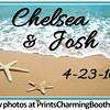 4-23-16 Chelsea and Josh Wedding logo