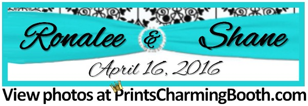 4-16-16 Ronalee and Shane Wedding logo