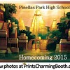 9-26-15 Pinellas Park Homecoming logo