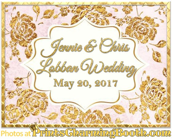 5-20-17 Jennie & Chris Lobban Wedding logo
