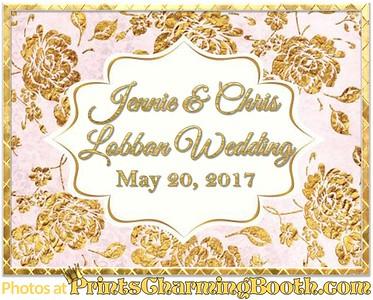 5-20-17 Jennie & Chris Lobban Wedding logo