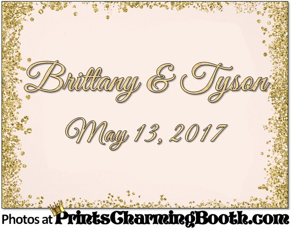 5-13-17 Brittany & Tyson Wedding logo