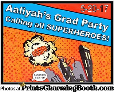 5-20-17 Aaliyah's Grad Party 2017 logo