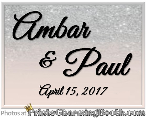 4-15-17 Ambar and Paul Wedding logo