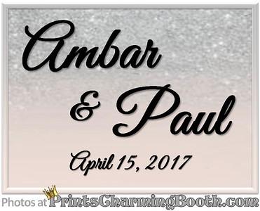4-15-17 Ambar and Paul Wedding logo