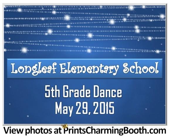 5-29-15 Longleaf Elementary School 5th Grade Dance logo