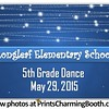 5-29-15 Longleaf Elementary School 5th Grade Dance logo