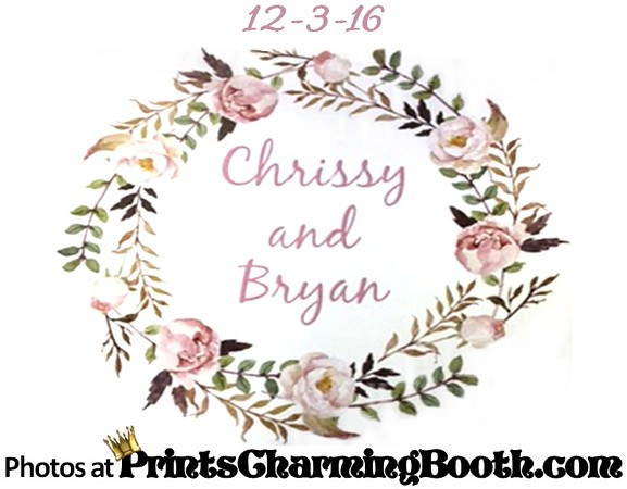 12-3-16 Chrissy and Bryan Wedding logo