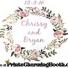 12-3-16 Chrissy and Bryan Wedding logo