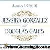 1-16-16 Jessika and Doug Wedding logo - version 3 thin border