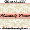 3-12-16 Melinda and Daniel Wedding logo