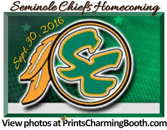 9-30-16 Seminole Chiefs Homecoming logo