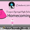 10-8-16 Tarpon Springs High School Homecoming logo