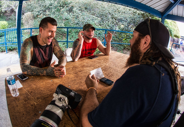 All That Remains @  Knotfest 2015 - Devore, CA - 10/25/15
