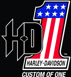 H-D1 logo