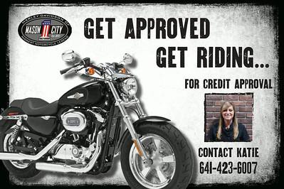 Harley Davidson Get Approved
