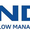 NDS Logo - Flow Management - Blue
