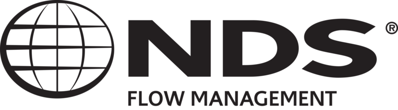 NDS Logo - Flow Management - Black
