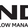 NDS Logo - Flow Management - Black