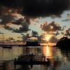 sunset  -  Loguivy de la mer