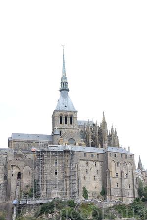 2014/08/26 Mont-Saint-Michel, bassa Normandia