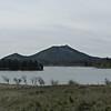 Lake Cuyamaca, looking very low