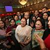 Lok Sabha  speaker Sumitra Mahajan arrived at a community reception at Albert Palace in NJ on 16 Nov-2014...pic Mohammed Jaffer-SnapsIndia