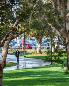 California State University Dominguez Hills campus, campus life and campus architecture