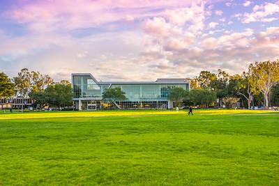 Loker Student Union at California State University Dominguez Hills