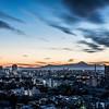 27/01/16 - Tokyo, sunset and Fuji-san (Re-edit 26/06/16)