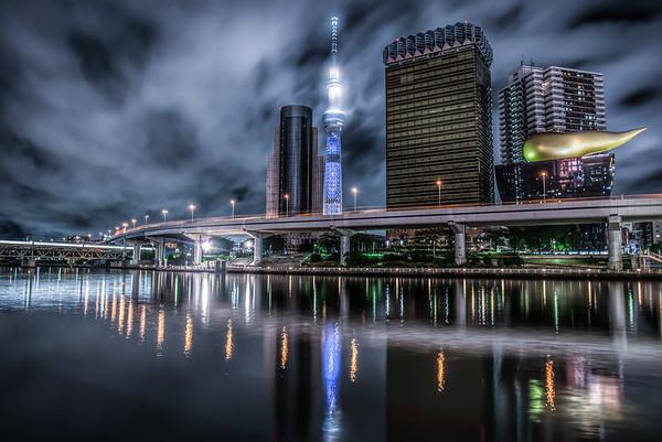 Tokyo (Asakusa) - Skytree