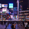 Tokyo (Shibuya) - Girl & crossroad