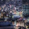 Tokyo is just like a giant manga