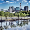 Tokyo (Tokyo Palace) - River & Buildings