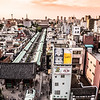 02/07/16 - Sunset in Asakusa