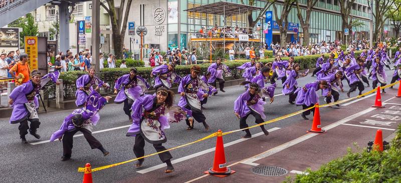 Tokyo (Omotesando) - Genki Matsuri Super Yosakoi Festival