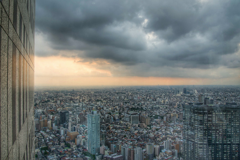 Tokyo (Shinjuku Metropolitan Building)