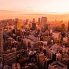 26/03/16 - Sunset & skyline