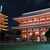 Tokyo (Asakusa) - Sensō-ji's Temple