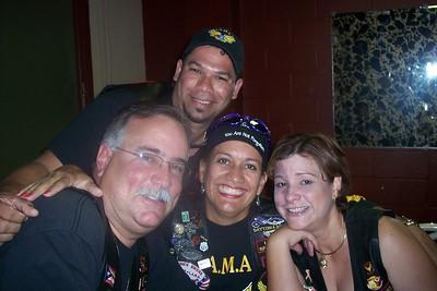Robert, Julio, Odette, AnaIris