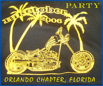 Orlando Chapter Party