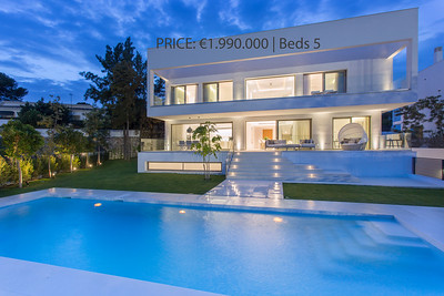 Lomade Casasola Guadalmina villas for-sale