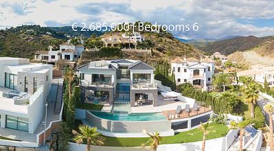 Lomas de La Quinta villa #Marbella  villa for sale