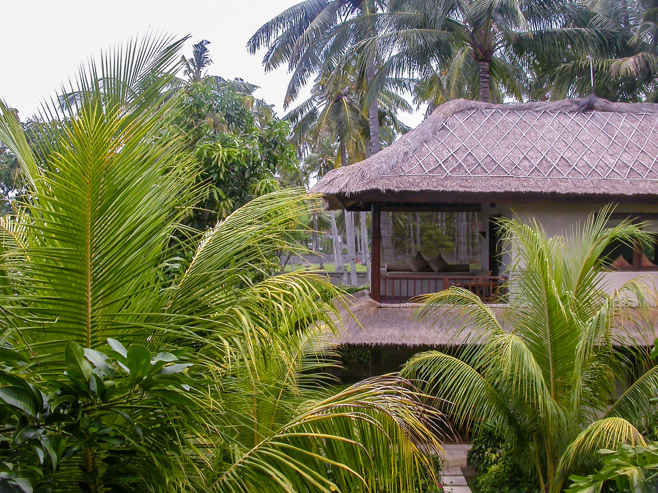 Quinci Villas, Lombok, Indonesia 2004