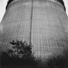 One of the two half-completed water cooling towers. Obviously, construction was abandoned in 1986.