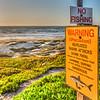 surf beach lompoc sign 7268-