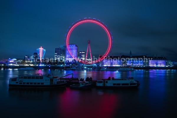 Eye on the Thames